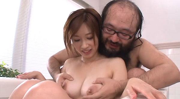キモメン親父とのセックスエロ画像26枚!AV女優って大変だな…w・27枚目の画像