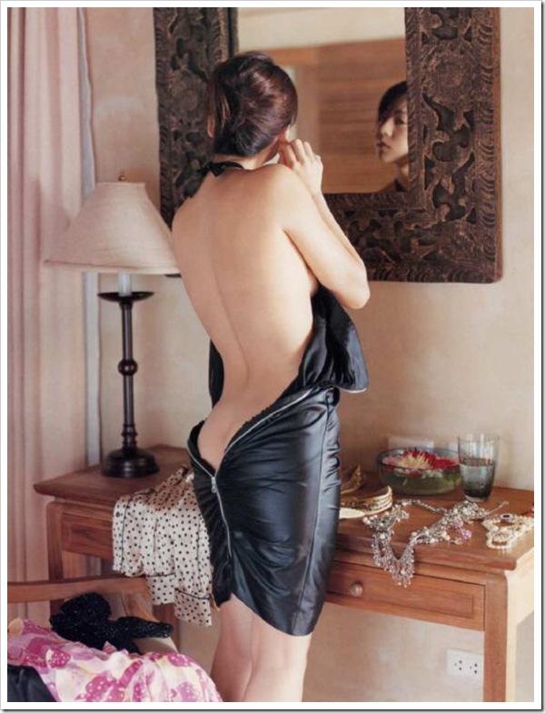 吉岡美穂(37)全盛期のヌードやグラビアエロ画像60枚・24枚目の画像