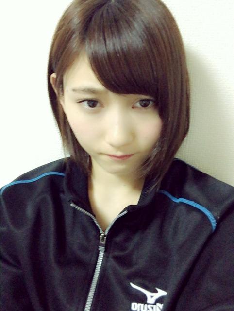 欅坂46ベリカこと渡辺梨加のアイコラ&最新グラビアエロ画像50枚・49枚目の画像