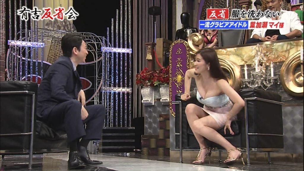 葉加瀬マイ(30)ヌード写真集&有吉反省会エロ画像80枚・84枚目の画像