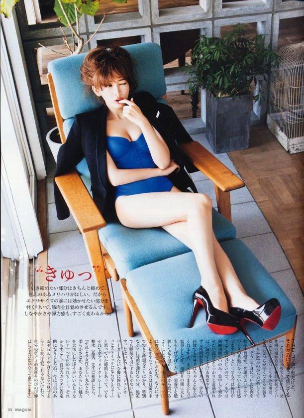 紗栄子(30)の最新インスタ水着&過去のお宝エロ画像30枚・32枚目の画像