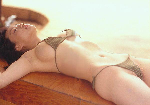 中出しAVデビュー!細川ふみえ(45)のヌードエロ画像45枚・37枚目の画像
