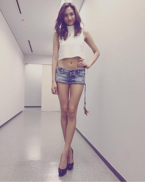 香川沙耶 エロ画像40枚!驚異の10頭身の世界一ハーフ美女が抜ける!・40枚目の画像