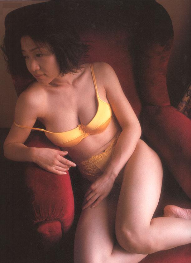 中出しAVデビュー!細川ふみえ(45)のヌードエロ画像45枚・46枚目の画像