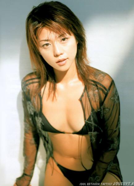 吉岡美穂(37)全盛期のヌードやグラビアエロ画像60枚・48枚目の画像