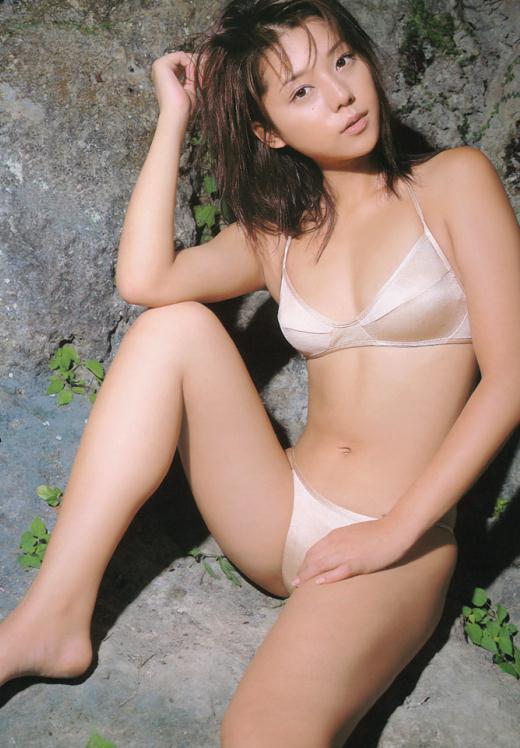 吉岡美穂(37)全盛期のヌードやグラビアエロ画像60枚・49枚目の画像