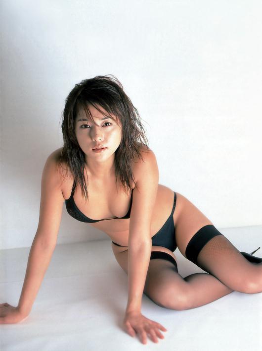 吉岡美穂(37)全盛期のヌードやグラビアエロ画像60枚・51枚目の画像