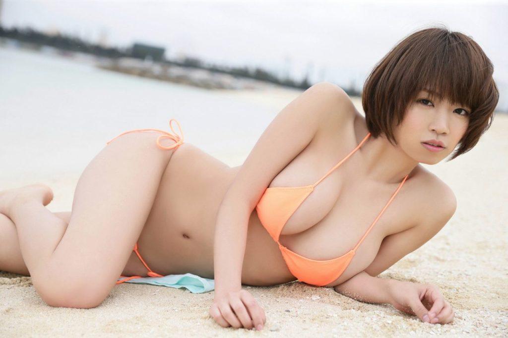 菜乃花の最新エロ画像100枚!アイコラ級のIカップグラビア!・60枚目の画像