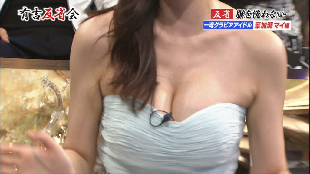 葉加瀬マイ(30)ヌード写真集&有吉反省会エロ画像80枚・102枚目の画像