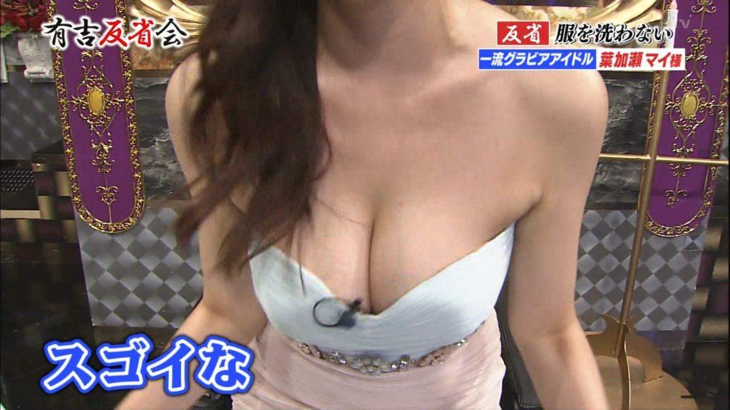 葉加瀬マイ(30)ヌード写真集&有吉反省会エロ画像80枚・103枚目の画像