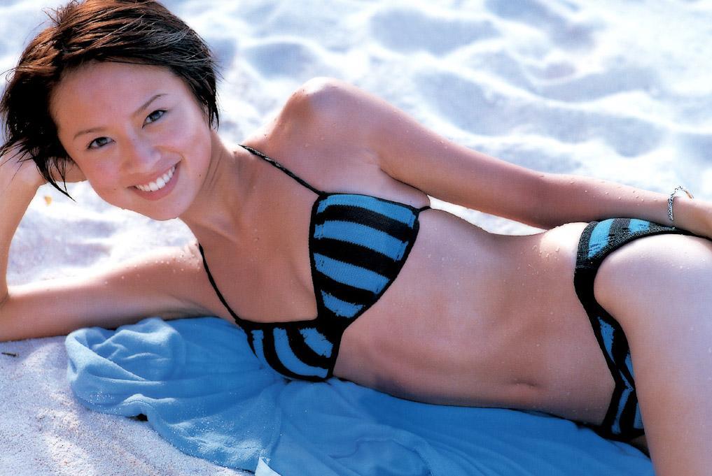 鈴木亜美 アイコラ&水着エロ画像50枚!・53枚目の画像