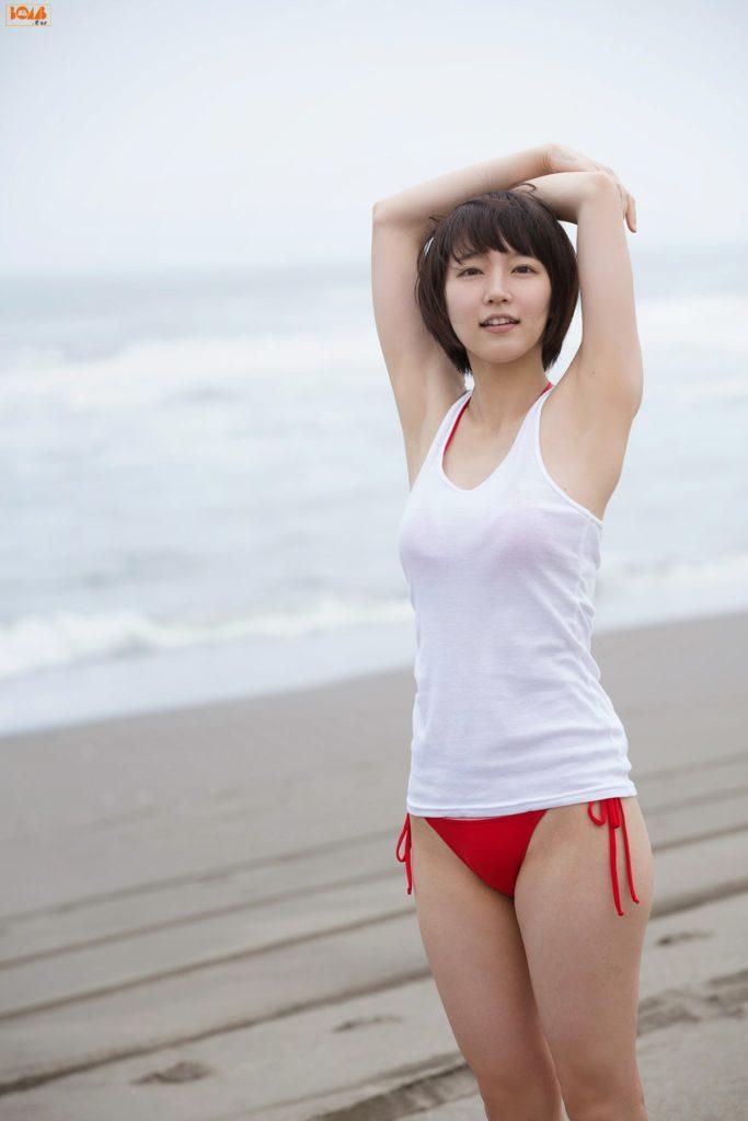 吉岡里帆 最新エロ画像60枚!巨乳清楚系であざといエロ女優!・55枚目の画像