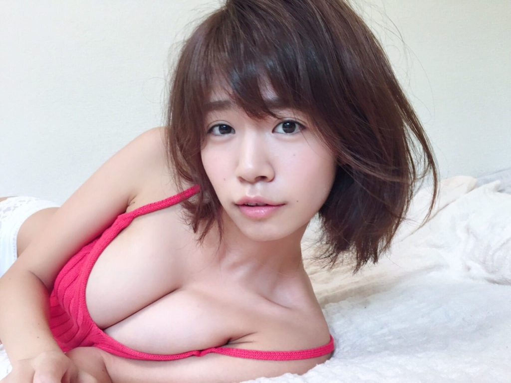 菜乃花の最新エロ画像100枚!アイコラ級のIカップグラビア!・74枚目の画像