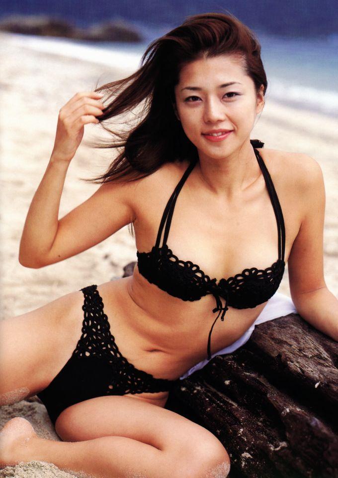吉岡美穂(37)全盛期のヌードやグラビアエロ画像60枚・62枚目の画像