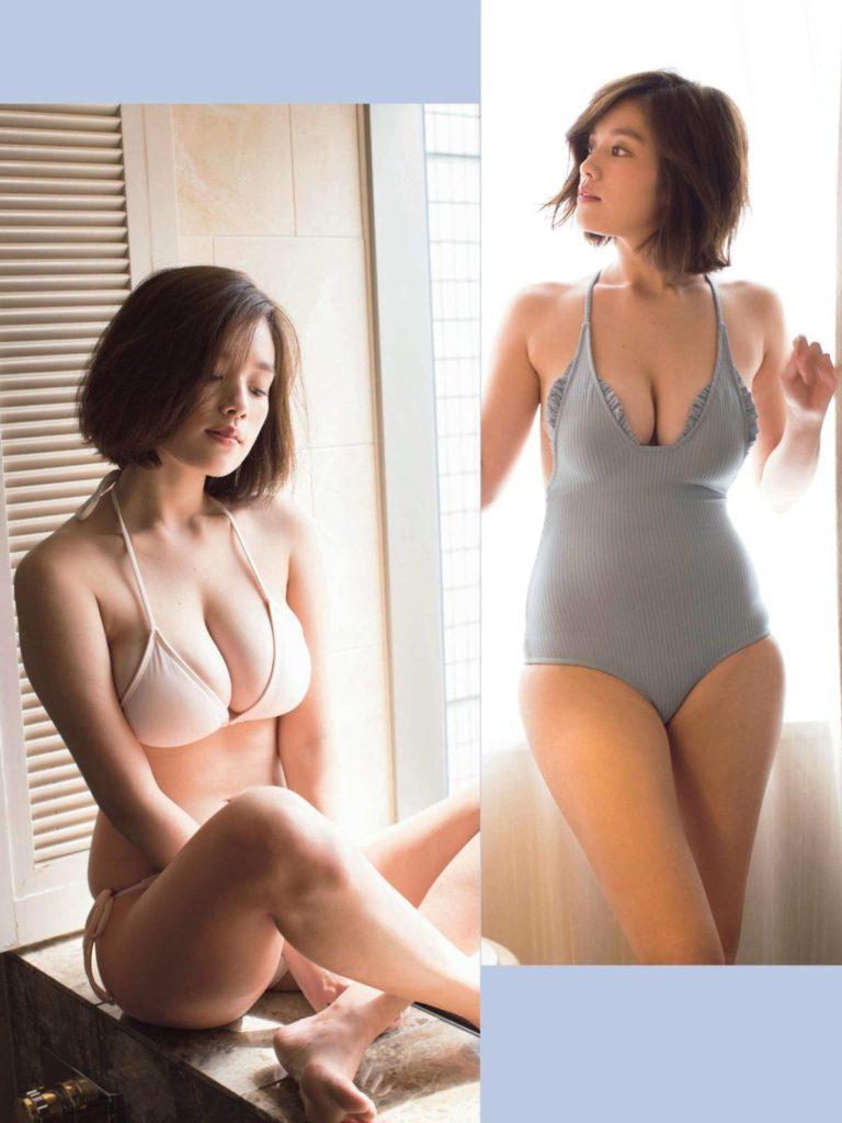 永久保存版!筧美和子の巨乳おっぱいポロリ放送事故エロ画像100枚・98枚目の画像