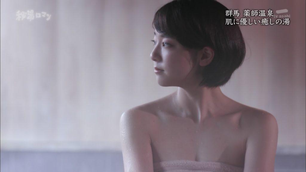 梨木まい(24)秘湯ロマンで細身美しい乳を披露☆えろ写真35枚