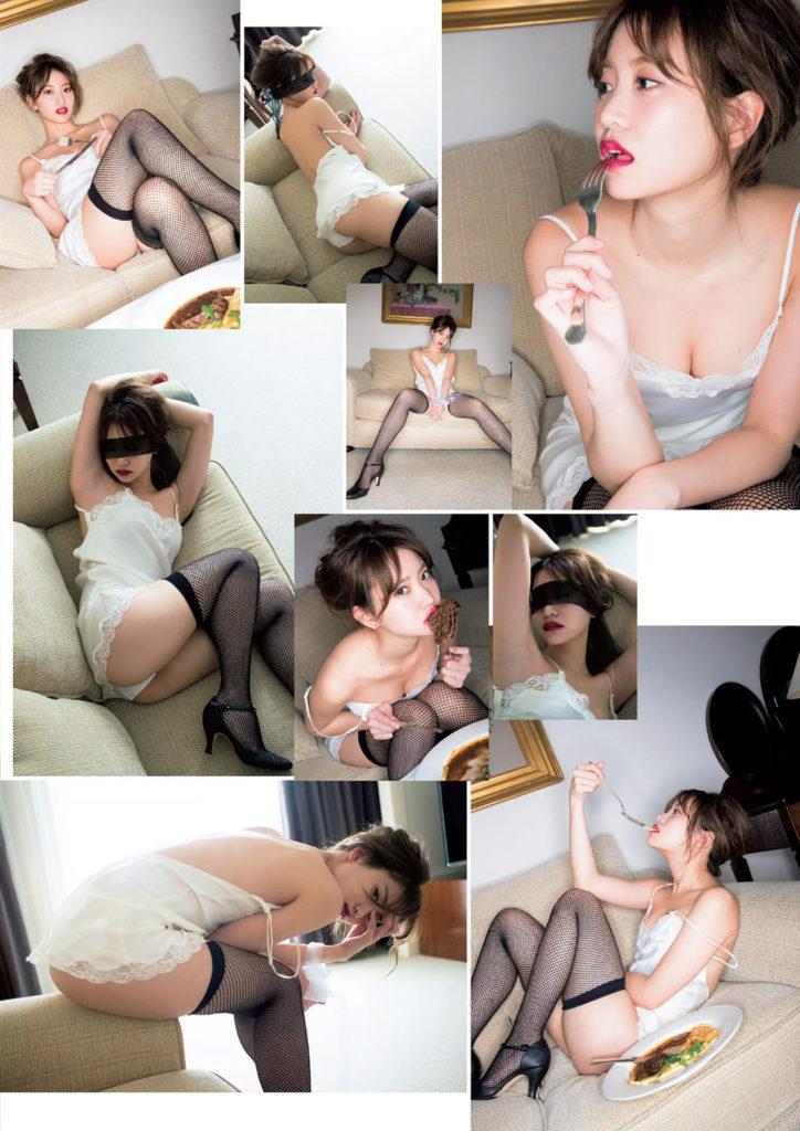 永尾まりや(23)の横乳ヌードグラビアエロ画像160枚・11枚目の画像