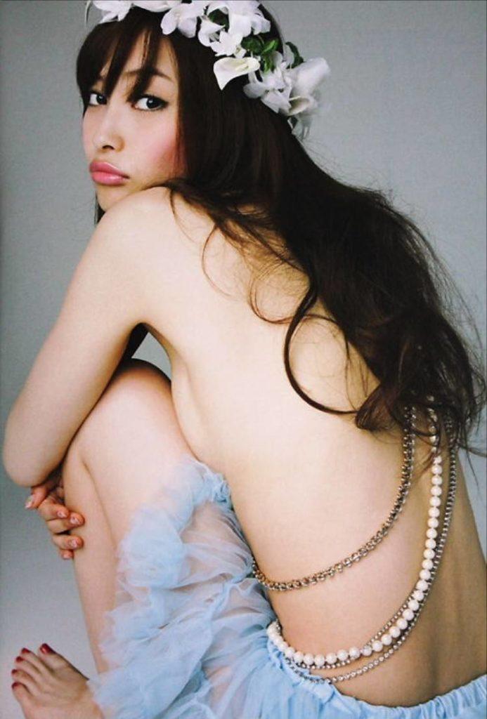 大政絢(26)超絶美女のヌード&アイコラエロ画像50枚・2枚目の画像