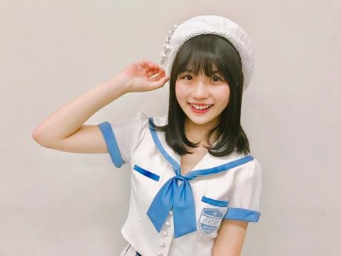 SKE48小畑優奈(15)の水着グラビアエロ画像34枚・3枚目の画像