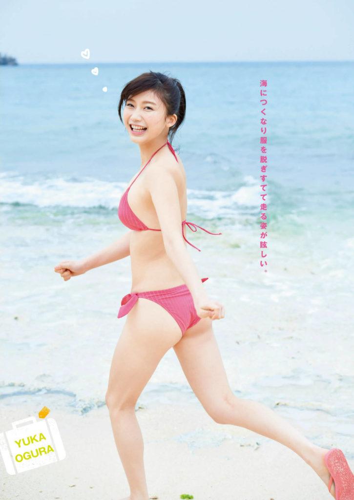 小倉優香(19)Gカップ8頭身「リアル峰不二子ボディ」のグラビアエロ画像165枚・26枚目の画像
