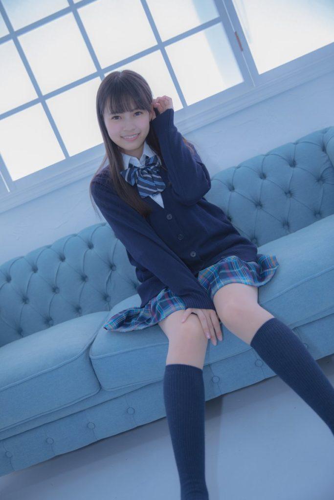 レイヤー夢咲はゆエロ画像60枚!正統派JKコスが似合う美少女!・4枚目の画像