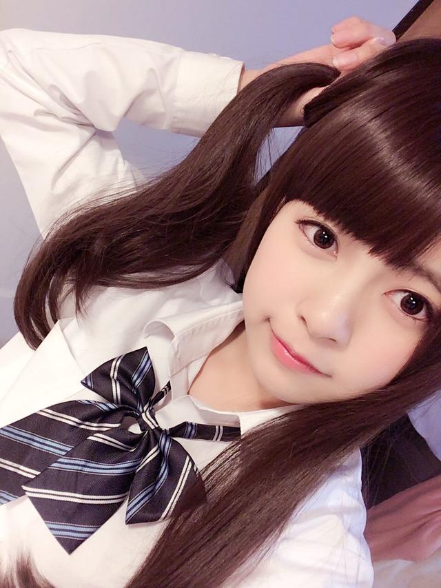 レイヤー夢咲はゆエロ画像60枚!正統派JKコスが似合う美少女!・5枚目の画像