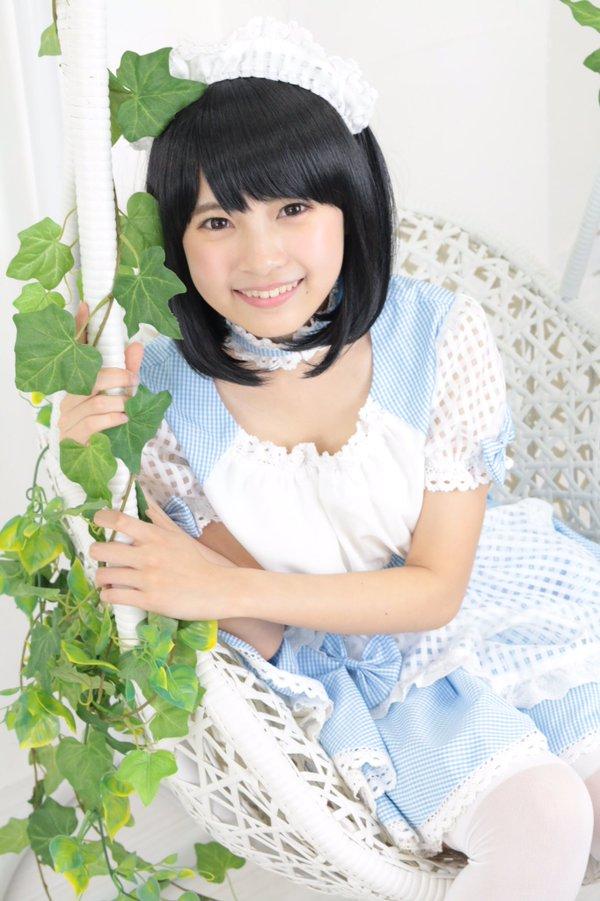 レイヤー夢咲はゆエロ画像60枚!正統派JKコスが似合う美少女!・6枚目の画像