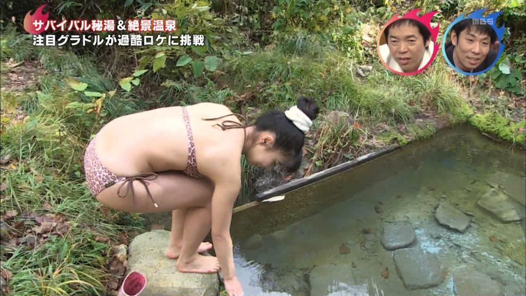 下乳天使「片岡沙耶」のGカップが拝めるグラビア&TVキャプエロ画像50枚・9枚目の画像