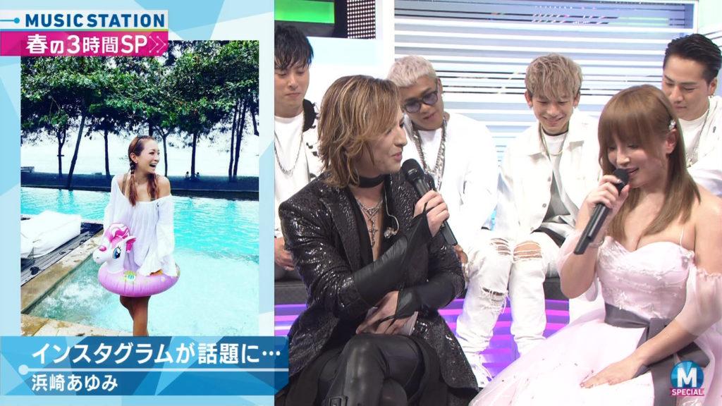 浜崎あゆみのアイコラ&最新胸チラキャプ画像88枚・30枚目の画像