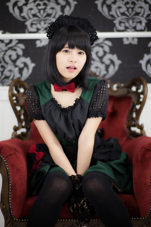 レイヤー夢咲はゆエロ画像60枚!正統派JKコスが似合う美少女!・10枚目の画像