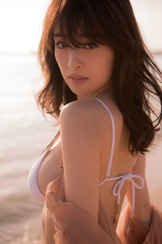 モデル泉里香(28)の水着写真集&最新グラビアエロ画像140枚・55枚目の画像