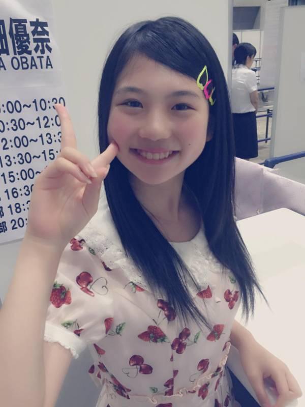 SKE48小畑優奈(15)の水着グラビアエロ画像34枚・25枚目の画像