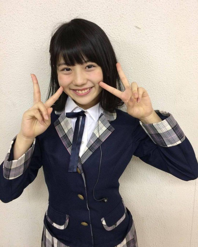 SKE48小畑優奈(15)の水着グラビアエロ画像34枚・11枚目の画像