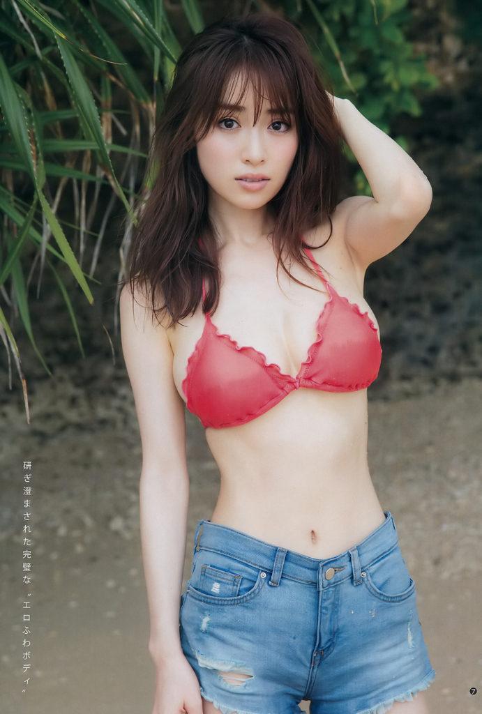 モデル泉里香(28)の水着写真集&最新グラビアエロ画像140枚・11枚目の画像