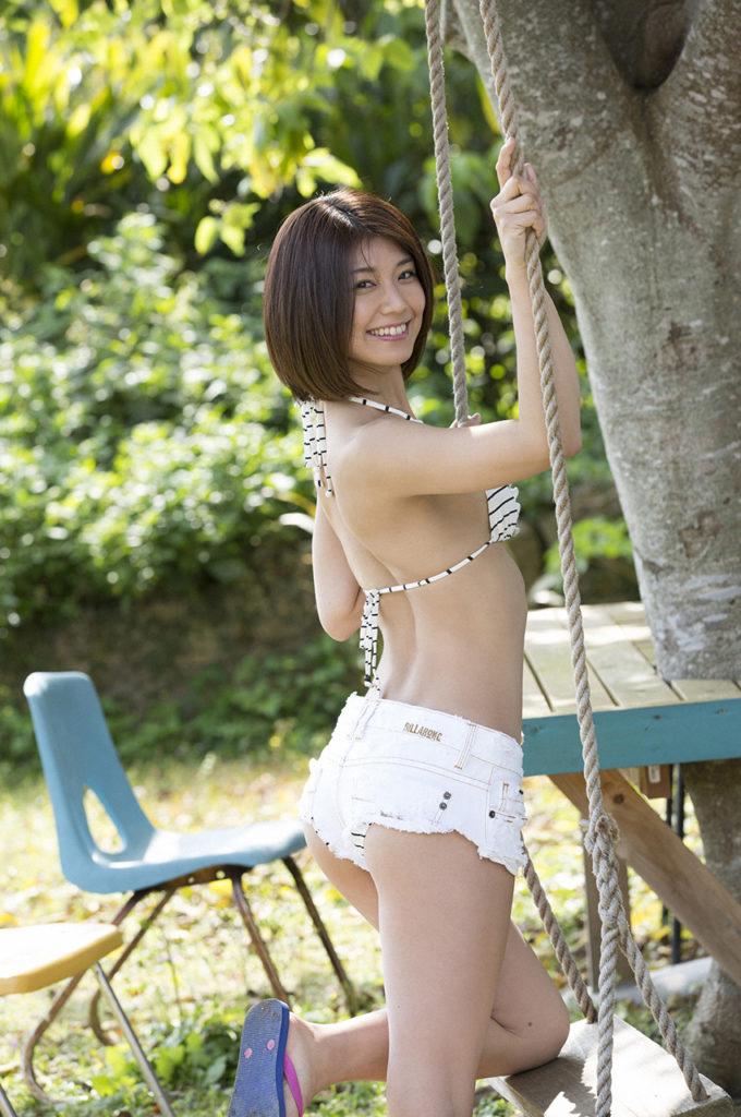 藤木由貴(25)美人RQのヌード&水着グラビアエロ画像90枚・62枚目の画像