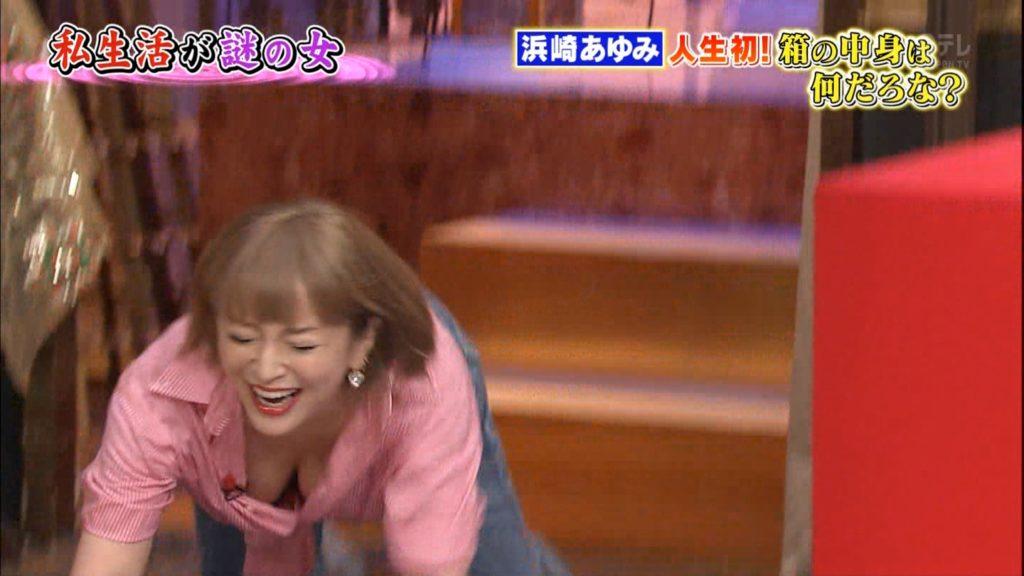 浜崎あゆみのアイコラ&最新胸チラキャプ画像88枚・14枚目の画像