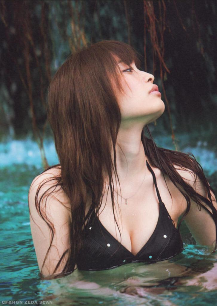 大政絢(26)超絶美女のヌード&アイコラエロ画像50枚・13枚目の画像