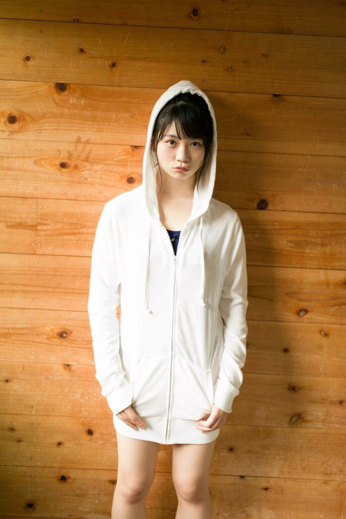 SKE48小畑優奈(15)の水着グラビアエロ画像34枚・14枚目の画像
