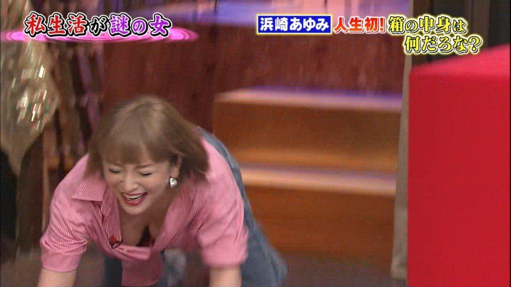 浜崎あゆみのアイコラ&最新胸チラキャプ画像88枚・15枚目の画像