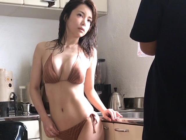 【逸材】仲村美海(25)の新人初グラビアエロ画像96枚・34枚目の画像