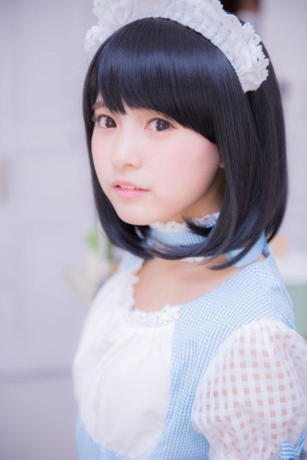 レイヤー夢咲はゆエロ画像60枚!正統派JKコスが似合う美少女!・15枚目の画像