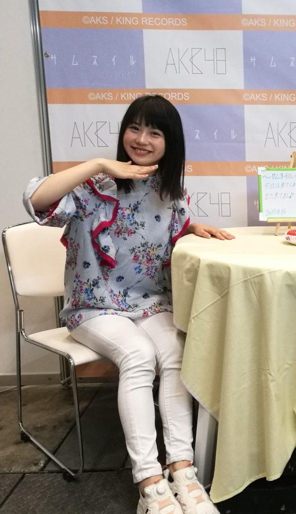 SKE48小畑優奈(15)の水着グラビアエロ画像34枚・30枚目の画像