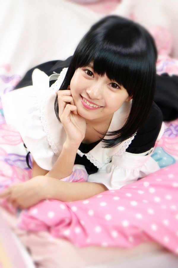 レイヤー夢咲はゆエロ画像60枚!正統派JKコスが似合う美少女!・17枚目の画像