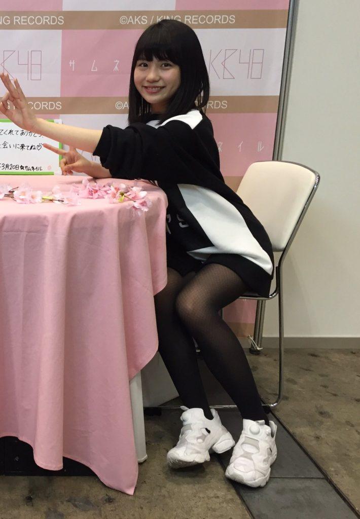 SKE48小畑優奈(15)の水着グラビアエロ画像34枚・41枚目の画像