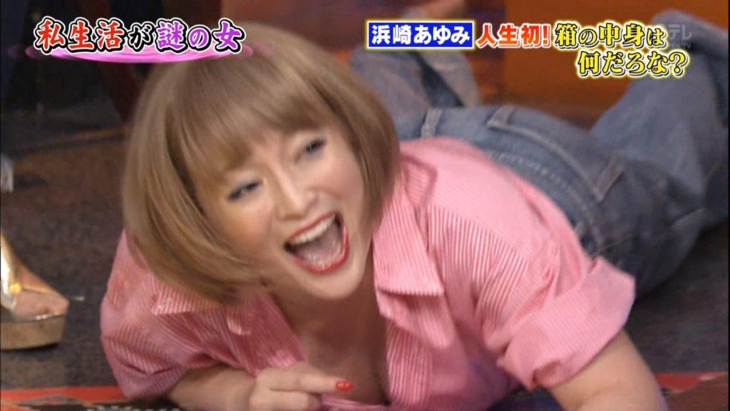 浜崎あゆみのアイコラ&最新胸チラキャプ画像88枚・20枚目の画像