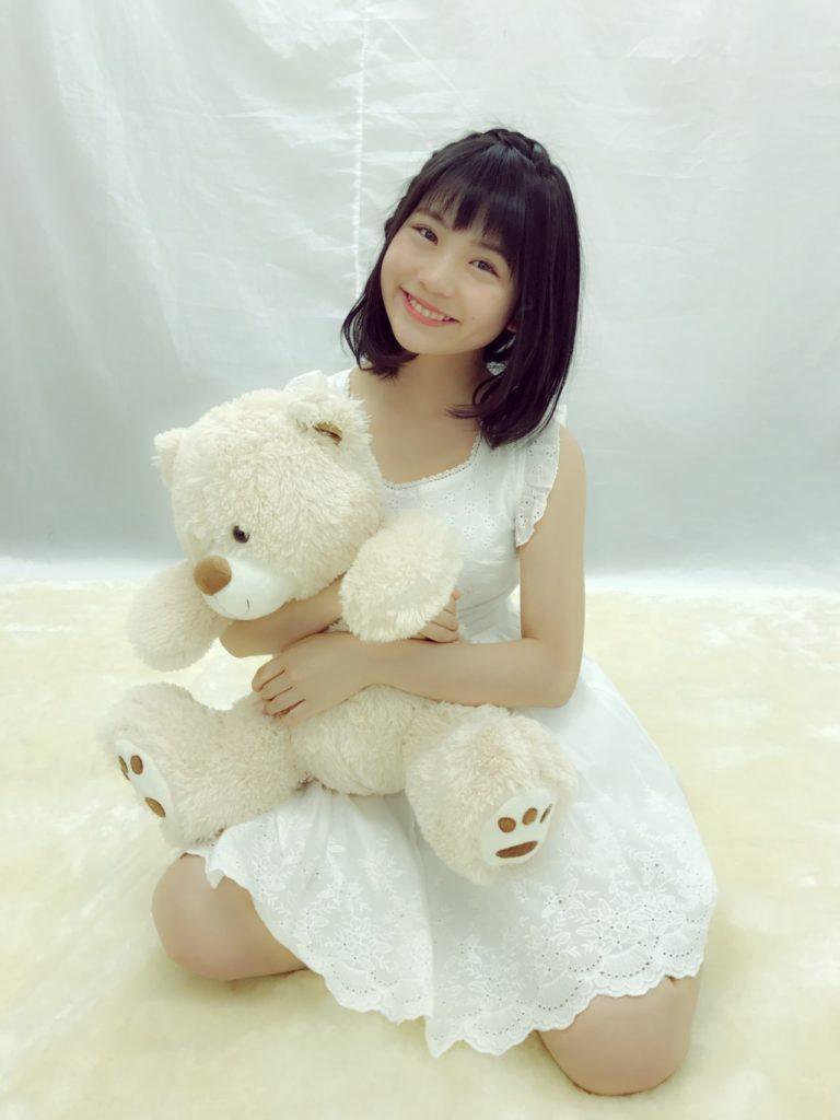 SKE48小畑優奈(15)の水着グラビアエロ画像34枚・42枚目の画像