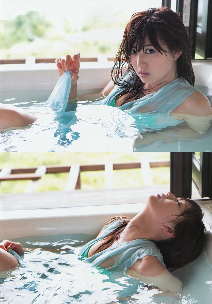 岩崎名美(20)Fカップ最新グラビアエロ画像32枚・24枚目の画像