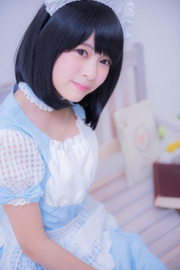 レイヤー夢咲はゆエロ画像60枚!正統派JKコスが似合う美少女!・25枚目の画像
