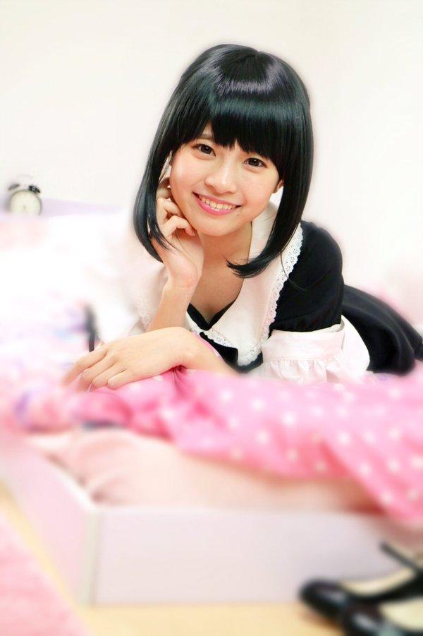 レイヤー夢咲はゆエロ画像60枚!正統派JKコスが似合う美少女!・28枚目の画像