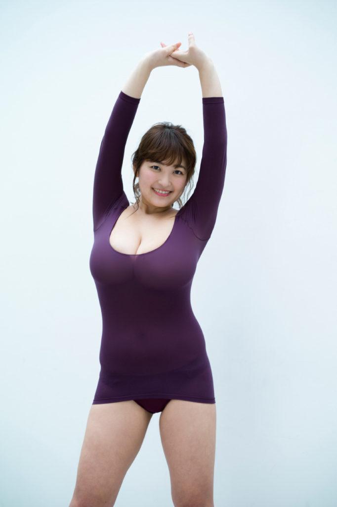 柳瀬早紀(28)100cm・Iカップのやなパイ最新グラビアエロ画像131枚・30枚目の画像